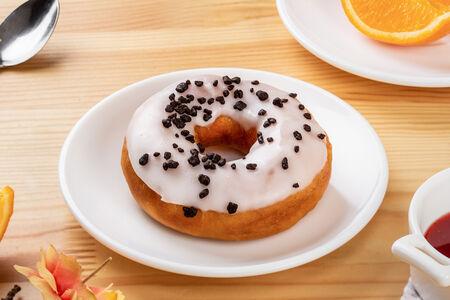 Пончик глазированный