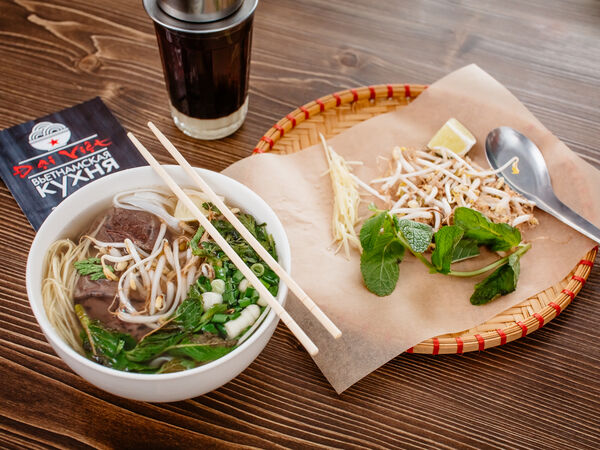 Вьетнамская кухня Dai Viet