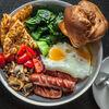 Фото к позиции меню Завтрак Английский