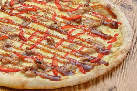 Пицца Чикен терияки