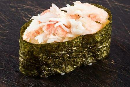 Спайс суши Мясо краба*