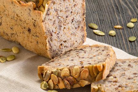 Хлеб без глютена
