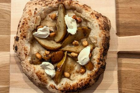 Пицца Sweet Груша-маскарпоне