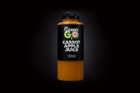Фреш Carrot & Apple Juice