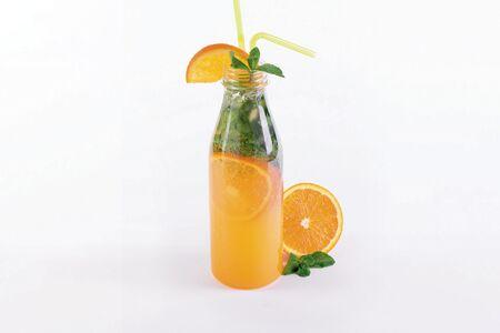 Коктейль Мятно-апельсиновый