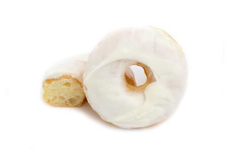 Пончик Творожный мусс