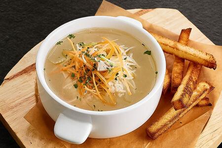 Куриный суп Римский