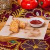 Фото к позиции меню Жареный сыр сулугуни