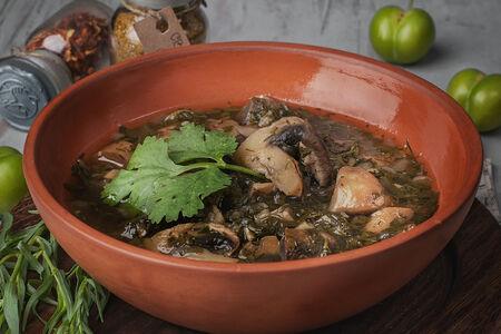 Суп Чакапули