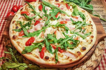 Пицца Терредора бьянка