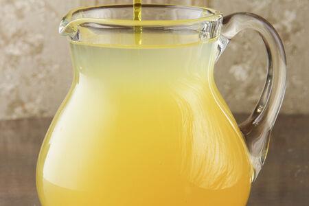 Лимонад домашний Апельсиновый