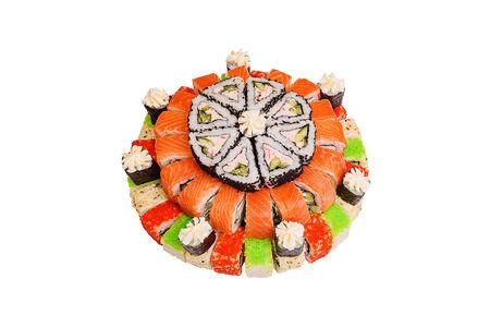 Суши-торт Большая радость