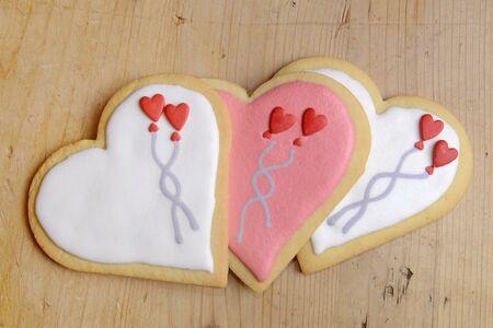 Набор Печенья Сердце