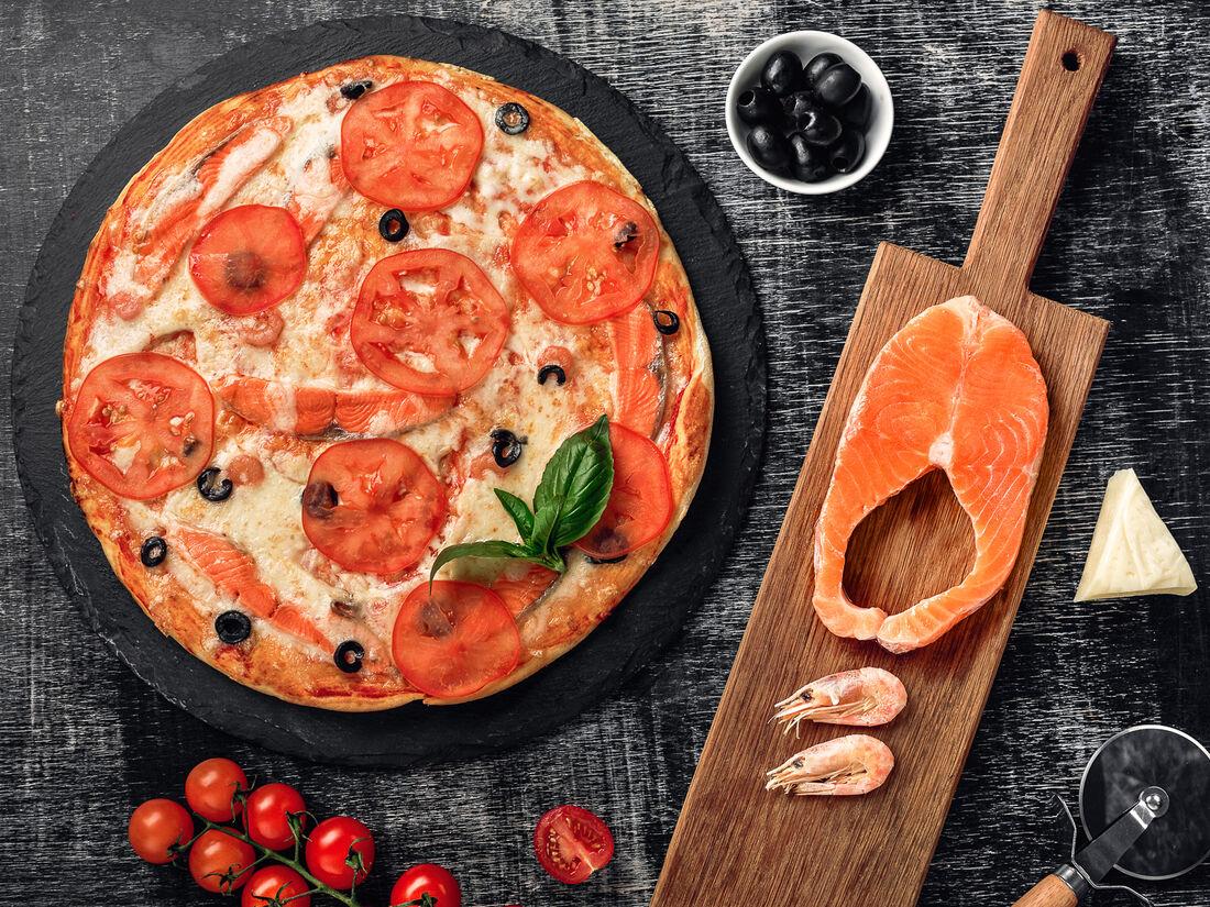 Пицца №1