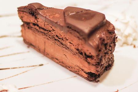 Чизкейк Тройной шоколад