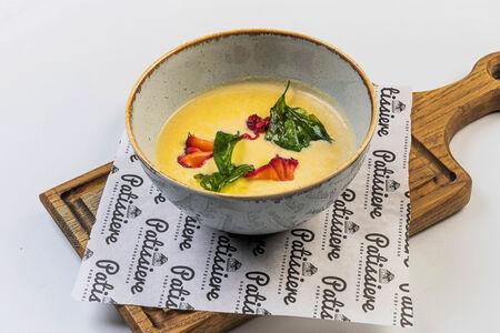 Суп Кукурузный с пастрами