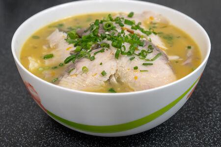Остро-пряная рыба в сычуаньском стиле