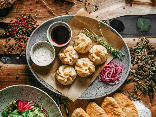 Ethno restaurant mongol