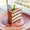 Фото к позиции меню Карамельный торт