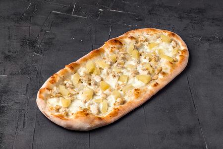 Пицца Мини Курица-ананас