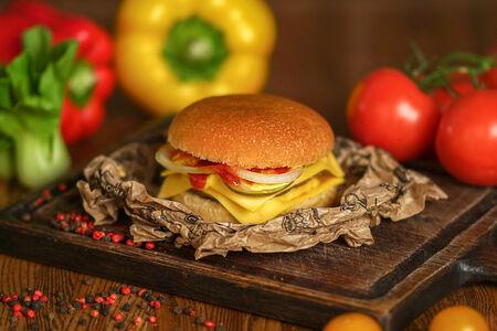 Дабл Чизбургер
