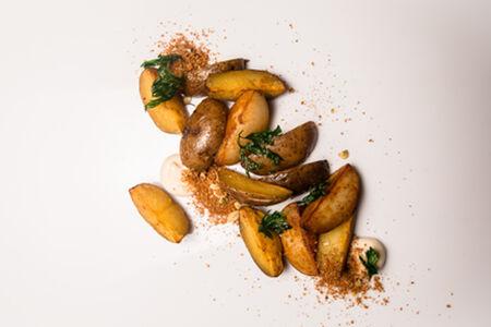 Картофель конфи