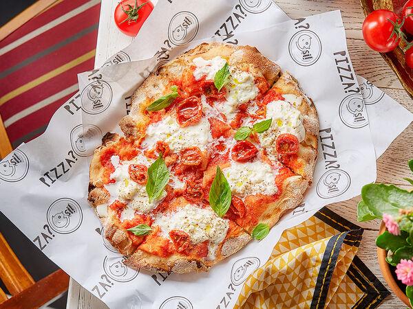 Pizza? Si! Римская пиццерия