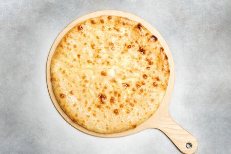 Пирог с картошкой и сыром
