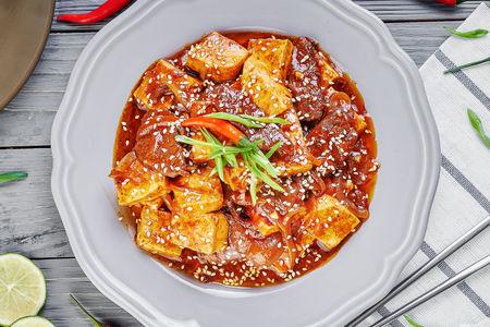 Тофу Покум