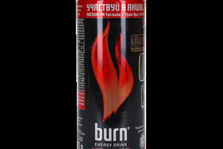 Напиток энергетический, Burn