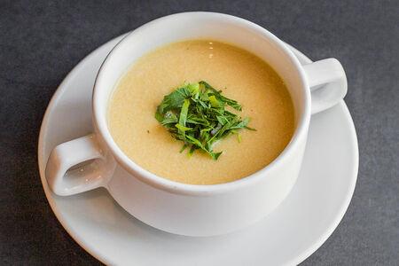 Крем-суп куриный
