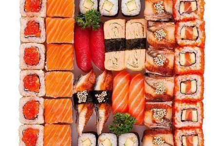 Суши сет Сакура