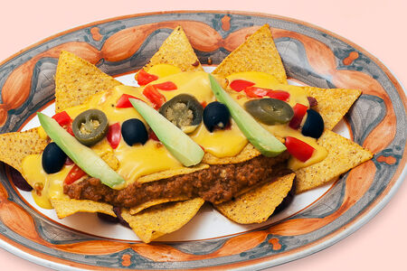 Кукурузные чипсы Супер начос