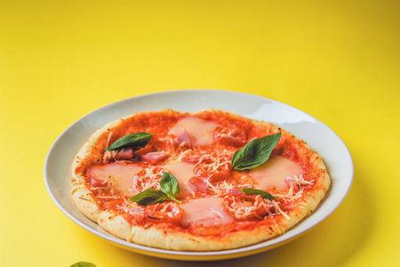 Пицца Веселая помидорка