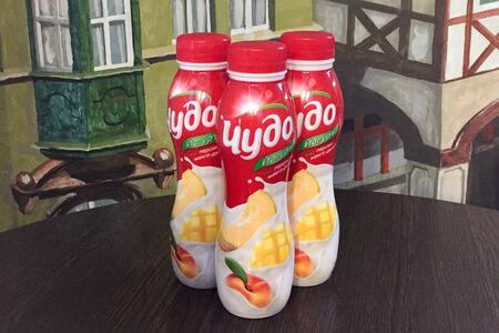 Питьевой йогурт Чудо