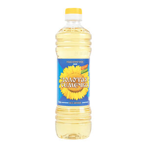«Золотая семечка» рафинированное