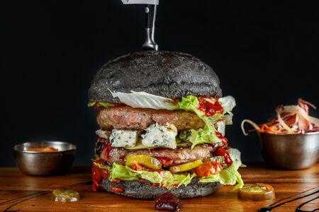 Хабиби бургер