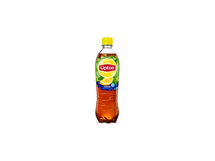 Липтон лимон 0,5 л.