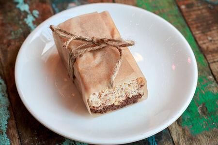 Кокосово-шоколадный Грэхэм