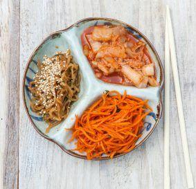 Микс Корейских салатов №2
