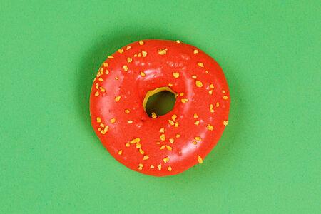 Набор пончиков Клубничный
