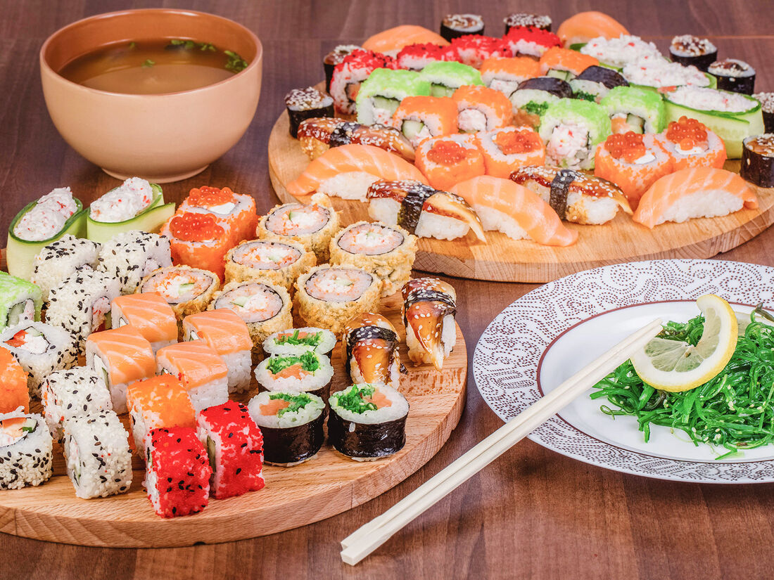 Moscow Sushi
