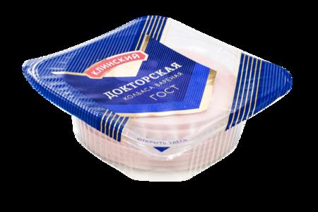 Колбаса вареная Докторская, Клинский мясокомбинат