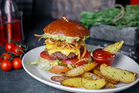 Спайс бургер