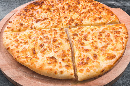 Хачапури по-мегрельски с сыром
