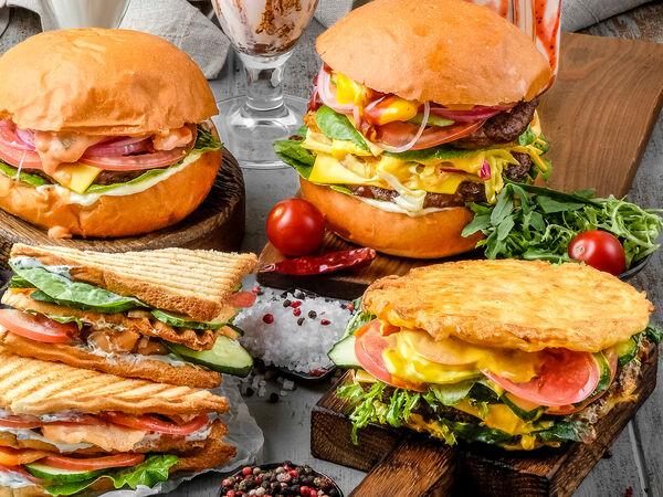 Ты + Burger