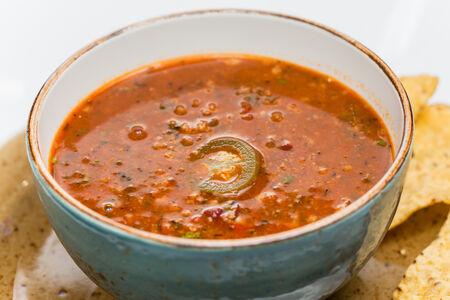 Суп Сопа де чили кон карне