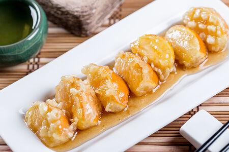 Десерт Мандариновый китай