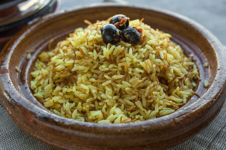 Рис по-арабски