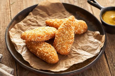 Стрипсы куриные в картофельной панировке